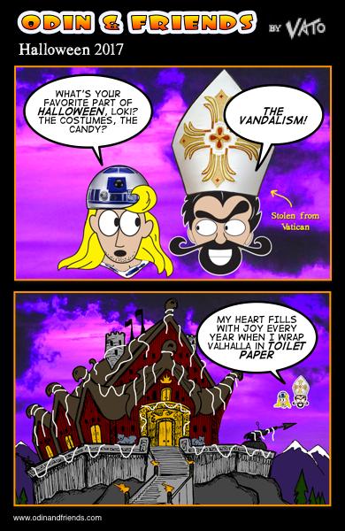 Pope Loki