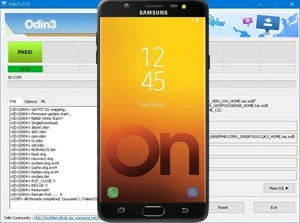 Odin para Samsung Galaxy On Max