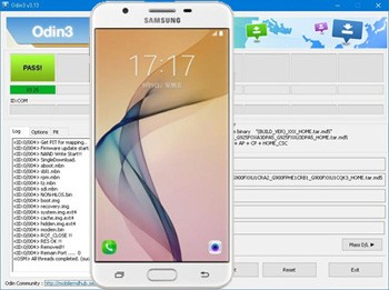 Descargar Odin3 Samsung Galaxy On7 SM-G610