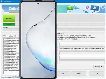 Descargar Odin para Samsung Galaxy Note 10 Lite