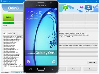 Descargar Odin3 para Samsung Galaxy On5 Pro