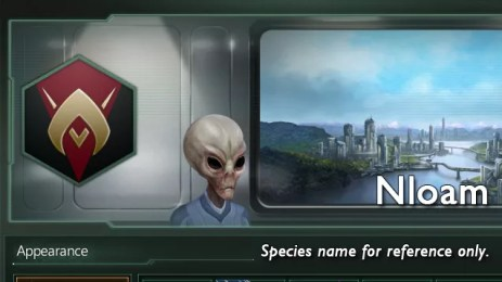 Nloam species portrait