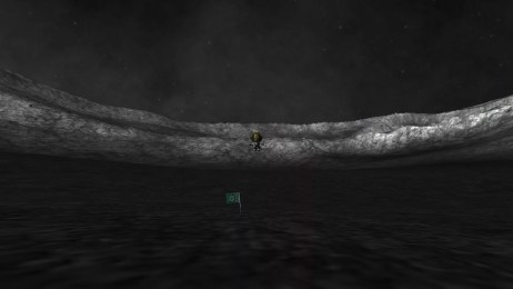 The Mun's lowest point!