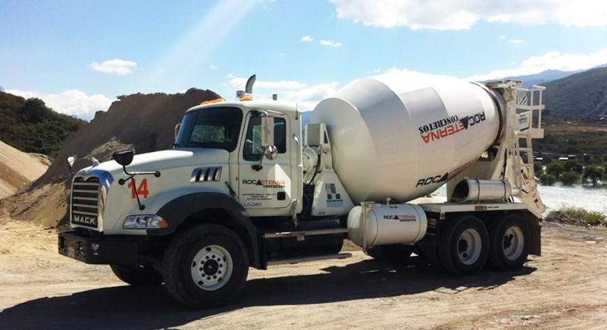 odisa concrete truck mixers