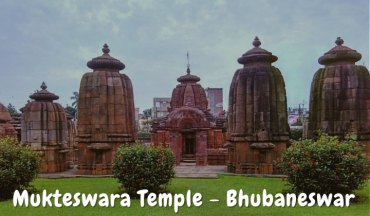 Mukteswara Temple, Bhubaneswar – The Perfect Blends of Sculpting And Architecture