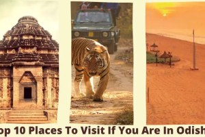 Top 10 tourist places in Odisha