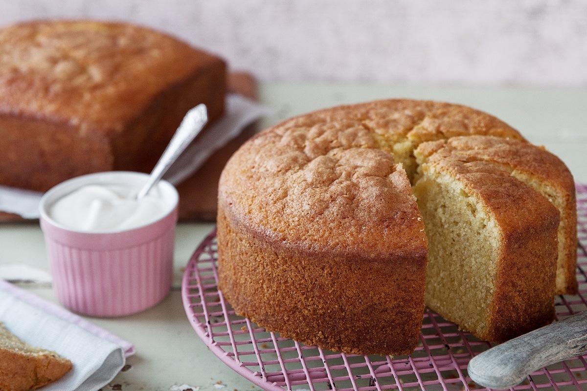 Madeira Sponge Cake Recipe