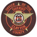Clayton County Sheriff's Office, Georgia