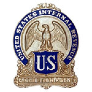 Federal Prohibition Agent Frank Matuskowitz United States Department of the Treasury  Internal