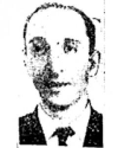 Investigative Aide Benedetto M. Spizzirri, United States