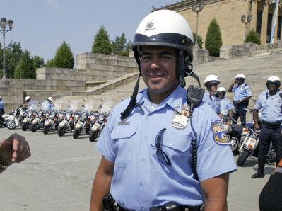 Police Officer Brian J Lorenzo Philadelphia Police