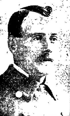 Patrolman John W. Powers, Metropolitan Police Department