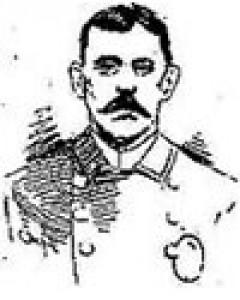 Police Officer John J. Dailey, Baltimore City Police