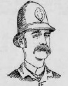 Policeman William D. Johnston, Philadelphia Police