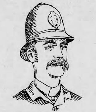 Policeman William D. Johnston, Philadelphia Police