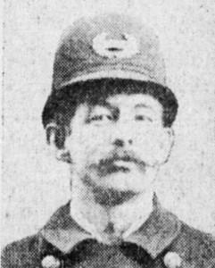 Patrolman James J. Mangan, New York City Police Department