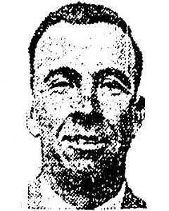 Policeman William H. Marple, Los Angeles Police Department