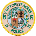 Forest Acres Police Department, South Carolina
