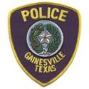 Gainesville Police Department, Texas