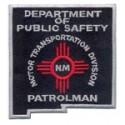 New Mexico Motor Transportation Police, New Mexico