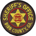 Bibb County Sheriff's Office, Georgia
