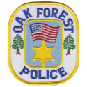 Oak Forest Police Department, Illinois