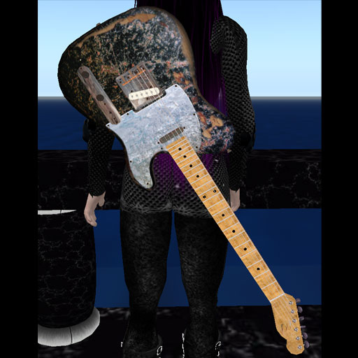 OD DESIGNS  Wear your guitar on your back