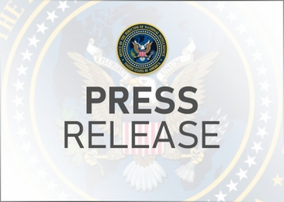 DNI Releases FY 2022 Budget Request Figure for the National Intelligence Program