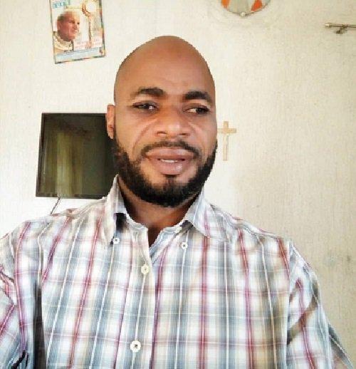 journalist, Innocent Duru