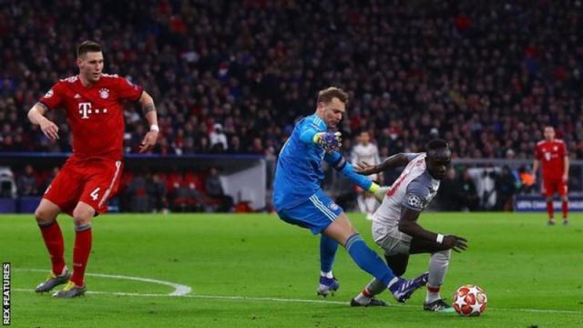 Mane vs Bayern