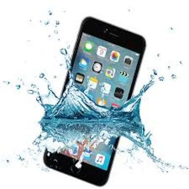 Phones could be restored after being damaged by water
