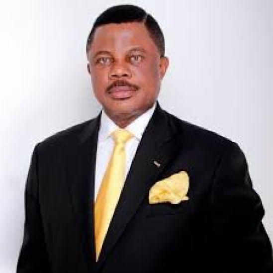 Governor Anambra state, Willie  Obiano