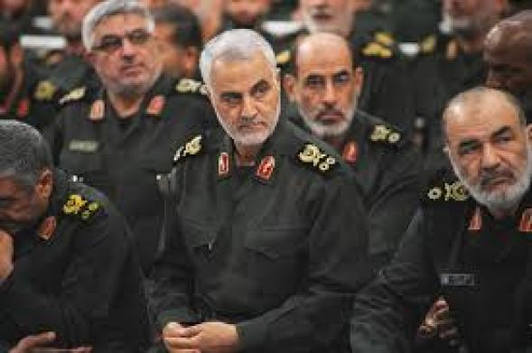 Commander of the Iranian Quds Force