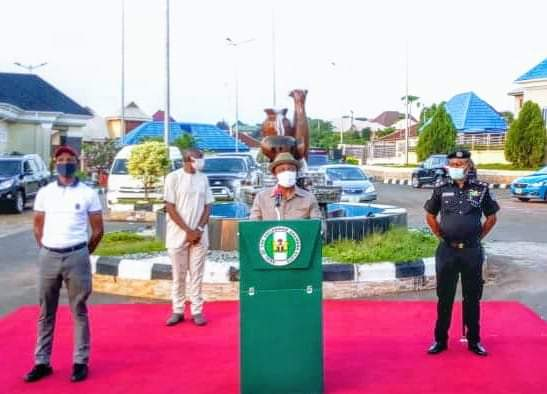 Anambra Covid-19: Full Text Of The Special Broadcast By Gov. Obiano, May 1st