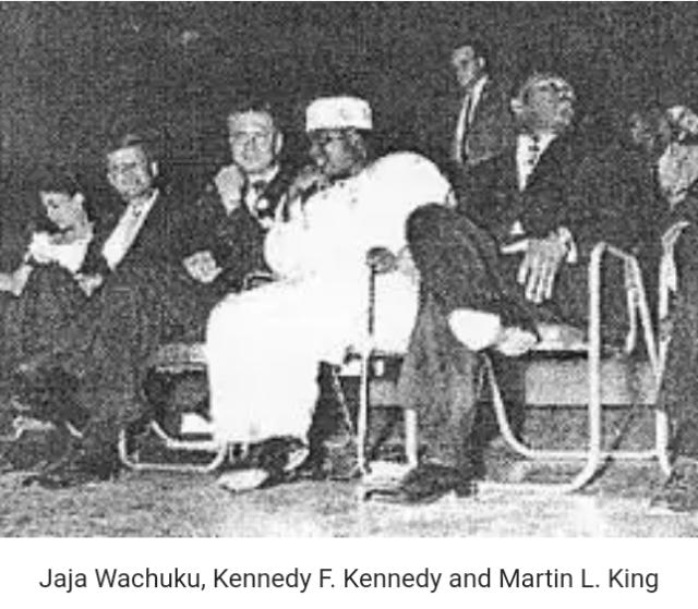 Jaja Wachuku, The Igbo Prince Who Saved Mandela from death Penalty.