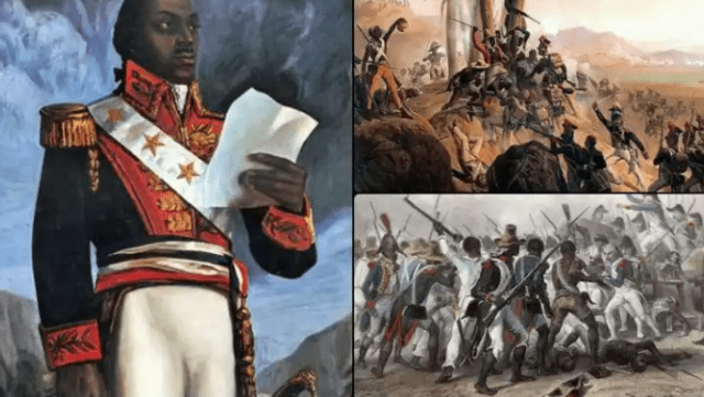 Haitian Revolution A Proof, Blacks Can Fight And Defeat European Oppressive Powers.
