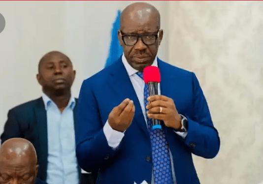 Aso-Rock On Fire: Edo Governor Says Nnamdi Kanu Is Correct, Edo Is Biafra