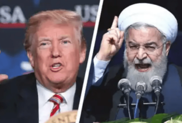 Tension: As Trump Vows Bomb Iran 1,000 Times Over If  Retaliate.