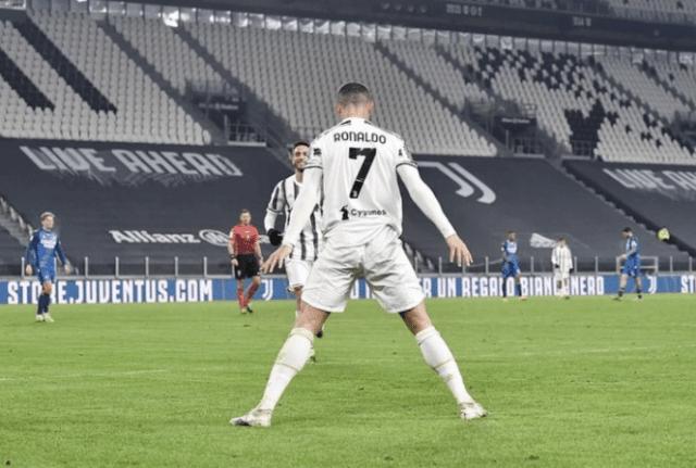 Shocking: Cristiano Ronaldo Broke Another Record Last Night, Reactions.