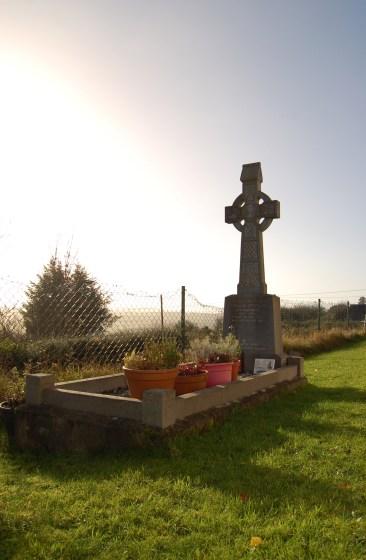 Grave of Fr O'Shea