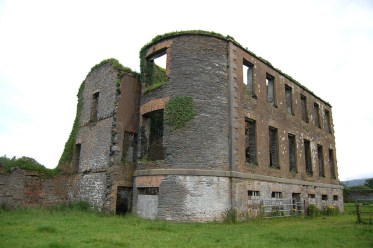 Crumbling Cahersiveen Union Workhouse at Bahaghs (26)
