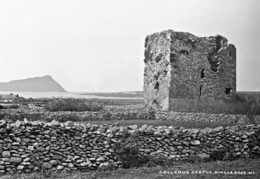 7 Gallerus Castle, another destroyed during Cromwellian War