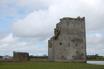 9 Third siege of Carrigafoyle pictured in 2011 occurred in 1649