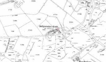 14 Ballycarnahan Castle near Caherdaniel