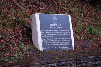 6-memorial-at-glanageenty-rev-carmodys-research-traced-teh-earls-last-moments