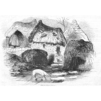 1-cabins-in-kerry-in-1846-fever-raged-during-the-famine