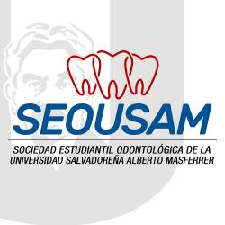 Logo seousam sociedad estudiantil odontologica de la universidad salvadoreña alberto masferrer