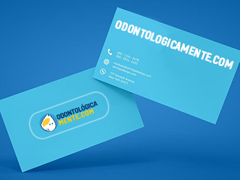 Ejemplo de tarjeta de presentación
