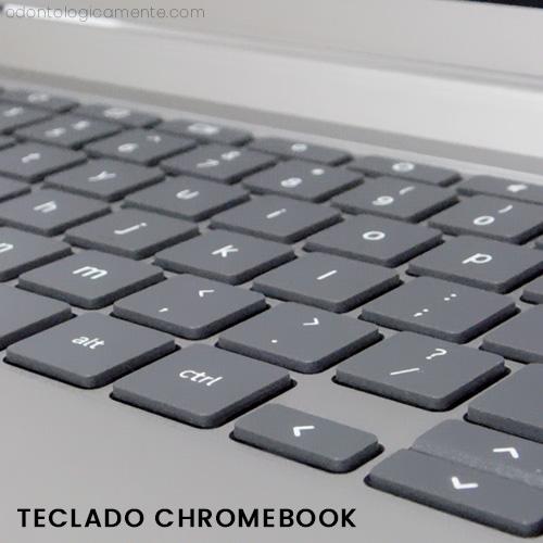 Teclado chromebook Lenovo ideapad flex 3
