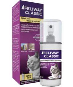 FELIWAY Cat Calming Pheromone Spray (60ML)